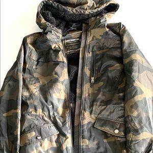 Lucky Brand & Co. Men's Winter Jacket Size L